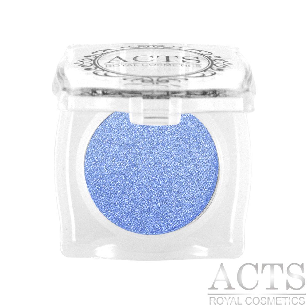 ACTS維詩彩妝 細緻珠光眼影 淺紫藍6400