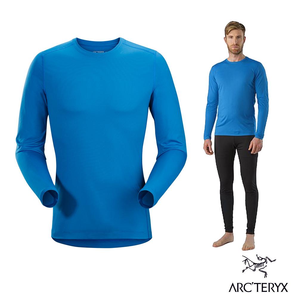 Arcteryx 始祖鳥 男 Phase SL 輕量排汗衣 藍