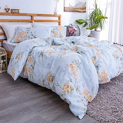 kokomos 扣扣馬 台灣製鎮瀾宮授權40支極致精梳棉雙人床包枕套三件組 普羅旺斯