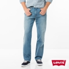Levis 男款 514 低腰合身直筒牛仔長褲 / 高彈力面料