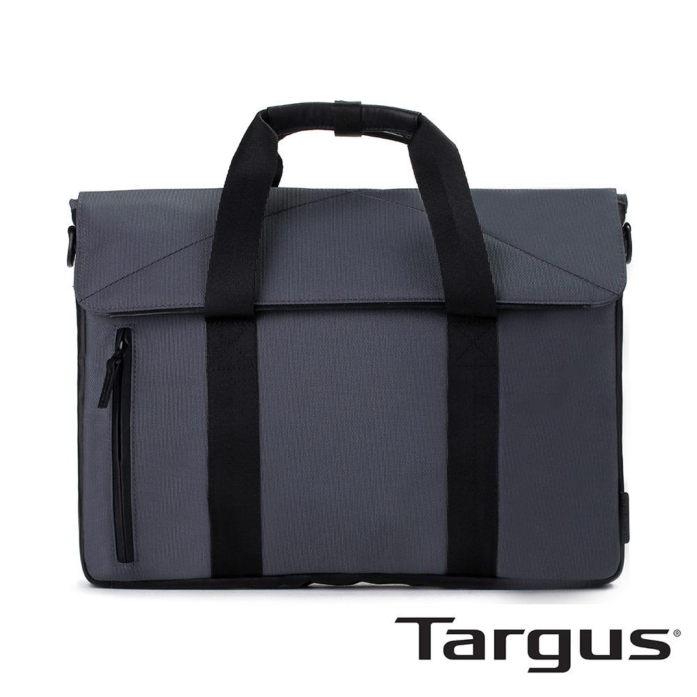 Targus T-1211 都會雅痞 15.6 吋輕量公事包-雅痞灰