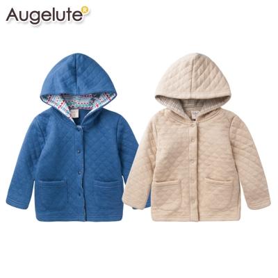baby童衣 外套 連帽空氣棉壓紋外套47027