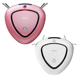 Panasonic 國際牌 智慧型機器人吸塵器 MC-RS1T
