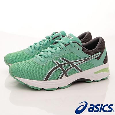 asics競速童鞋 高緩衝機能運動款 SE40N-8797 青 (中大童段)T