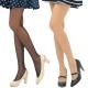 華貴絲襪 - 纖腿適壓三點強化彈性絲襪-超值