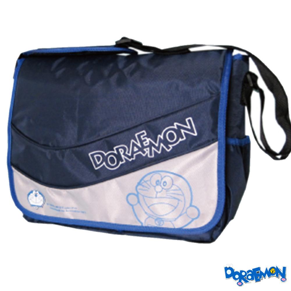【哆啦A夢】造型側背包(藍_DO4039)