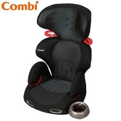 Combi New Buon Junior多功能成長型安全座椅-網眼黑