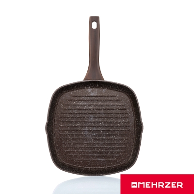 Omehrzer歐梅樂方型煎烤盤28cm (8H)