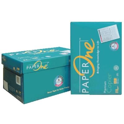 【PAPER ONE】80P A4 多功能紙/影印紙(1箱5包)