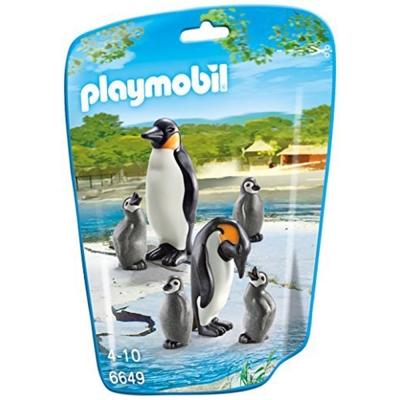playmobil-可愛企鵝