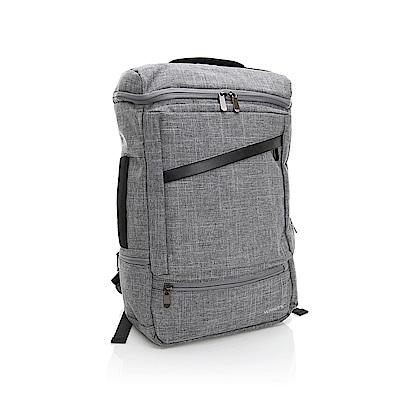vensers 多功能時尚後背包(S 700302 淺灰)
