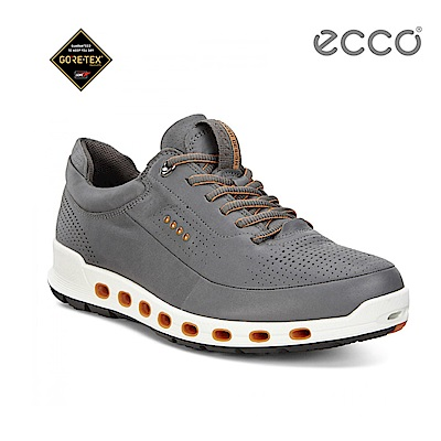 ECCO COOL 2.0 360度環繞防水休閒運動鞋-灰