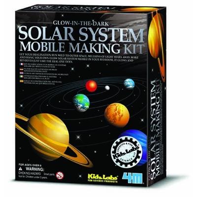 4M科學探索 太陽系