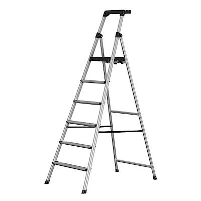 TRENY  六階 鋁梯 扶手梯 工作梯