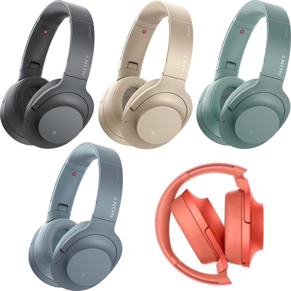 (送小米後揹包)SONY Hi-Res 無線藍牙降噪耳罩式耳機 WH-H900N (公司貨)