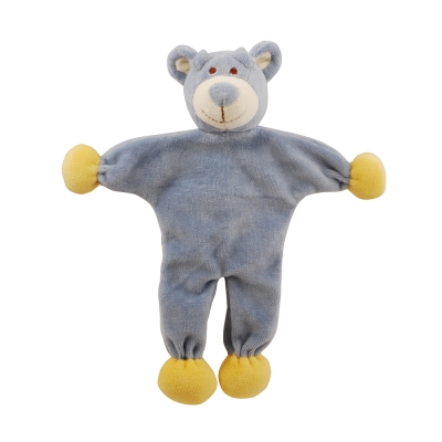 Simply Fido 威利藍軟Q熊
