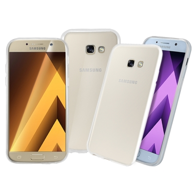 LUCCIDA Samsung Galaxy A5 (2017) 超薄透明軟式保...
