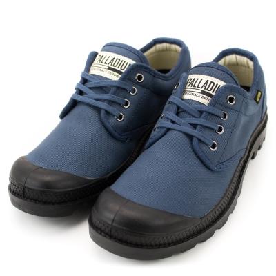 PALLADIUM-PAMPA OX男休閒鞋-藍