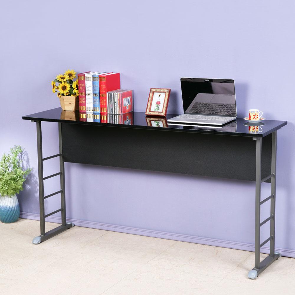 Homelike 查理140x40工作桌-亮面烤漆