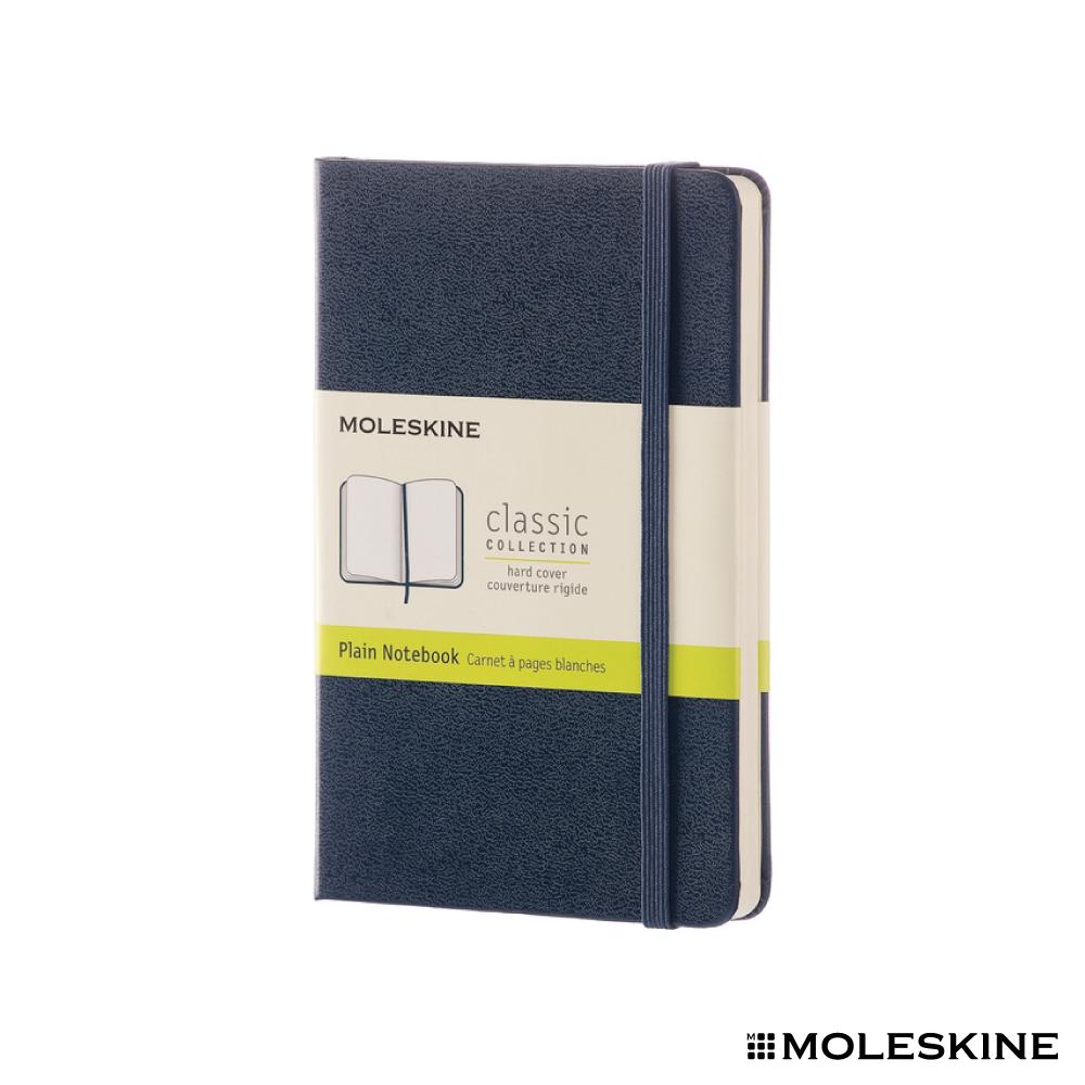 MOLESKINE Classic 海軍藍 P 硬殼 筆記本(內頁可選)
