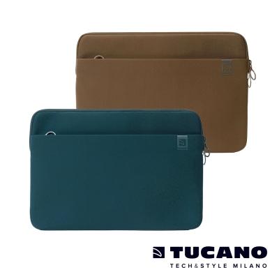 TUCANO TOP MB Pro Retina 13吋專用防震內袋(藍/咖啡)