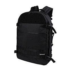 CONVERSE-後背包10006235A01-黑