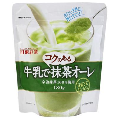 《日東紅茶》冷泡便利抹茶 (180g)