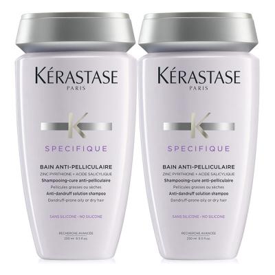 *Kerastase卡詩 飛梭淨化髮浴250mlx2