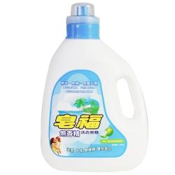 皂福無香精洗衣皂精3300g