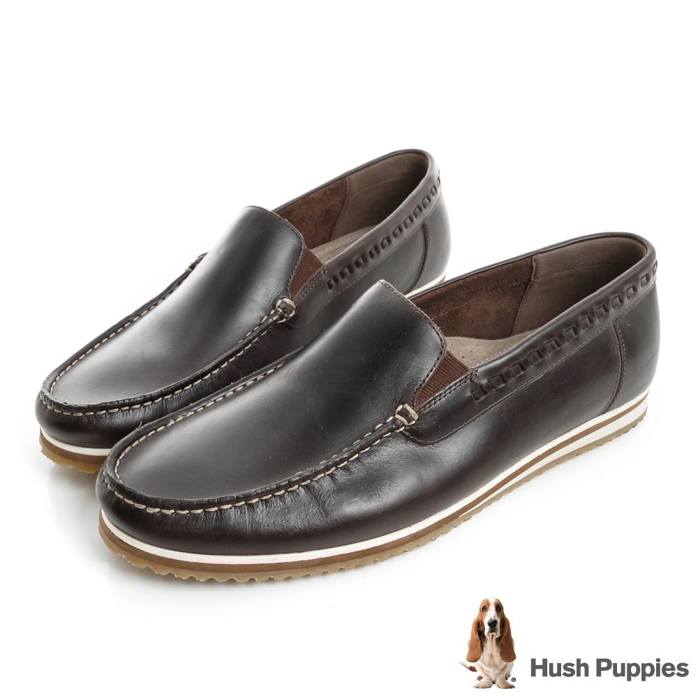 Hush Puppies BOLOGNESE 雅痞樂福鞋深棕
