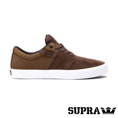 SUPRA Stacks II VULC系列男鞋-深咖啡