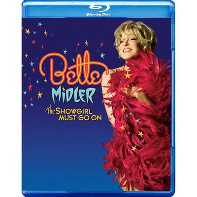 貝蒂米勒 - 舞孃不停歇 藍光BD