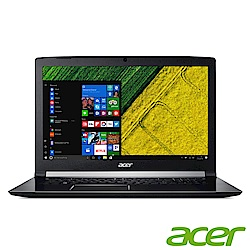 Acer A717-72G-72PV 17吋電競筆電(i7-8750H/1T+