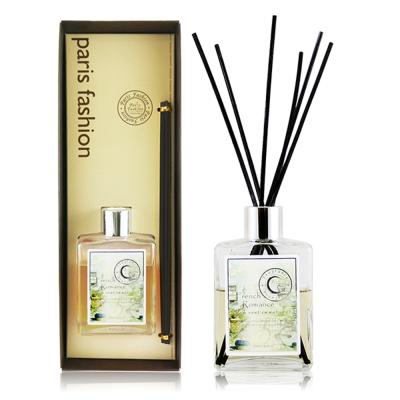 巴黎香氛 璀璨精油竹香液禮盒180ml(佛手柑、水蜜桃、天芥菜、玫瑰、茉莉、香草)