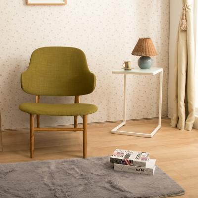 諾雅度 Kenny肯尼和風日作單人椅-亞麻綠