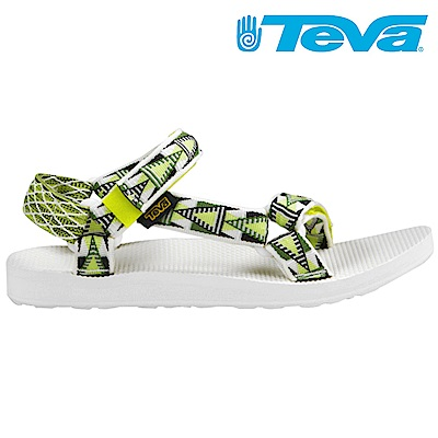 TEVA Original Universal 女休閒涼鞋 設計師聯名款 黃