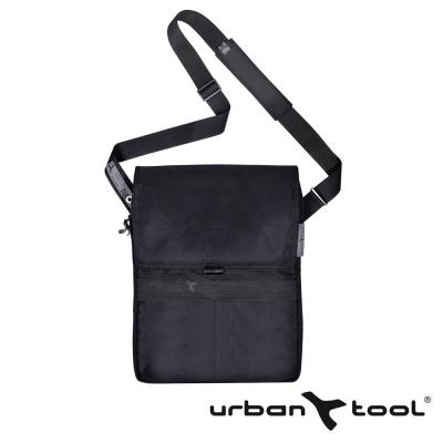 URBAN TOOL reporterBag 城市精靈電腦三用包(黑/適用15 吋筆電)