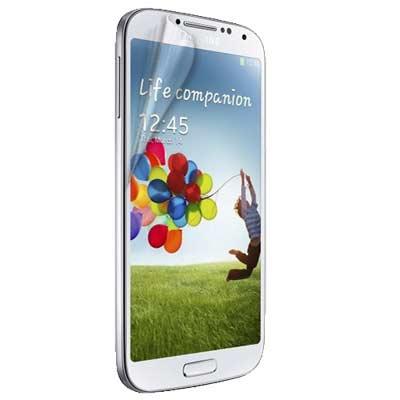 Samsung GALAXY S4 i9500 晶磨高光澤螢幕保護貼 螢幕貼(一...