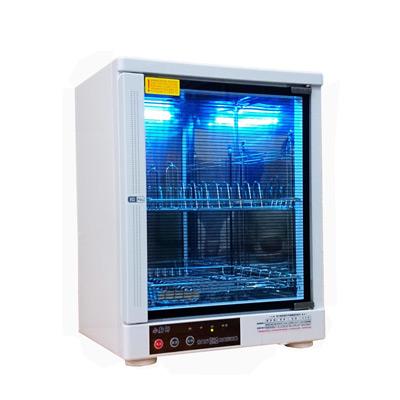 小廚師二層微電腦紫外線殺菌烘碗機-FO-99
