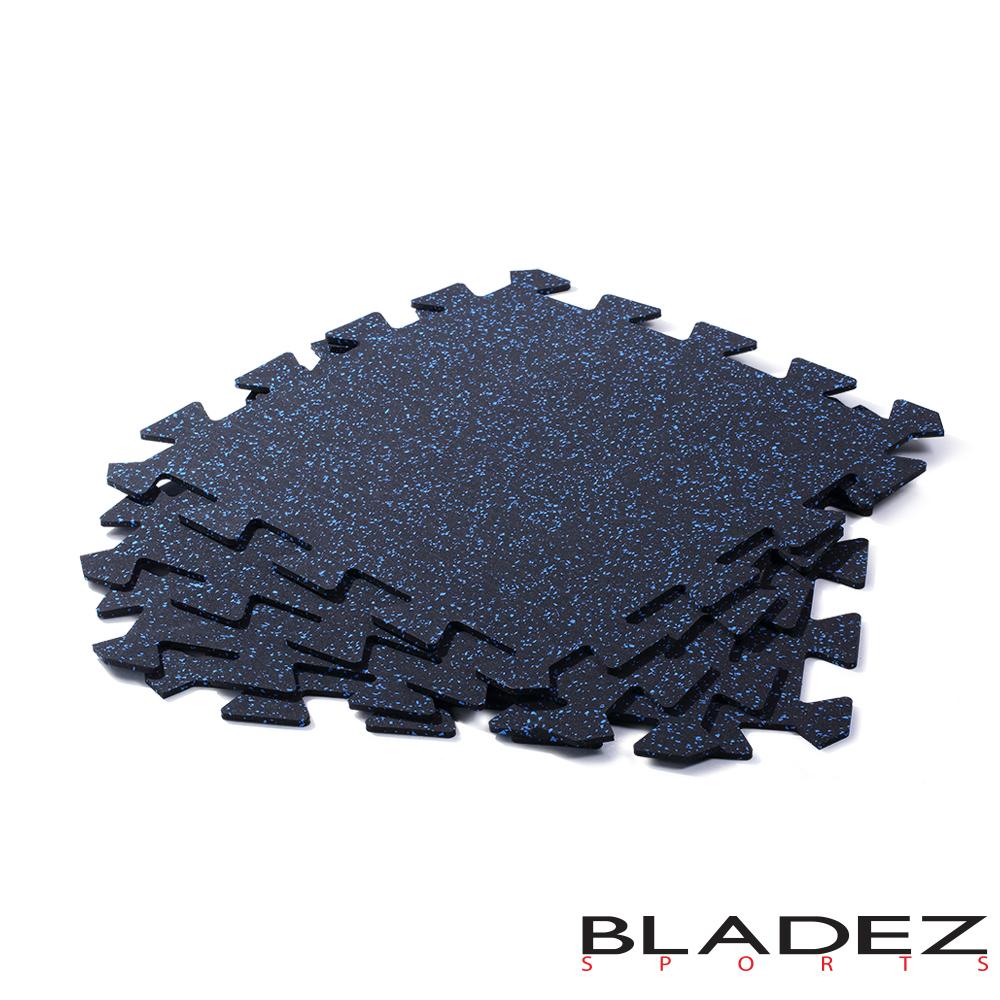 團購【BLADEZ】鎖扣式橡膠地墊(FIT I-1502) 8片/組