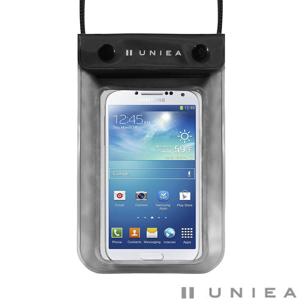 UNIEA 智慧手機海灘保護袋(五吋通用)