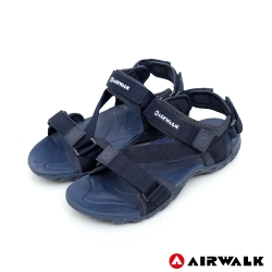 AIRWALK - 超Z領域運動涼鞋-深藍