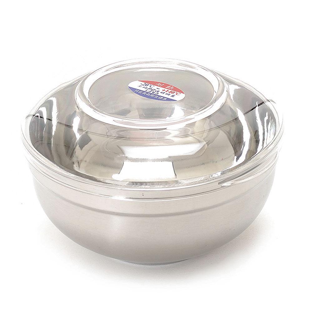 妙廚師 環保雙層隔熱碗(附碗蓋)(13cm)
