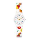 Swatch 田園風情系列 POLLETTO 童趣母雞手錶-25mm