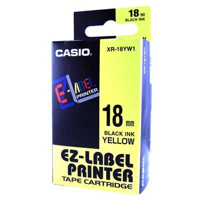 CASIO 標籤機專用色帶-18mm【9色任選】