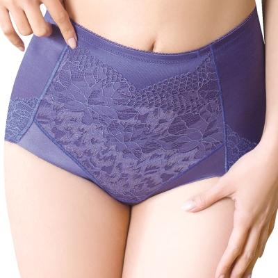 思薇爾 柔挺美學系列64-82輕機能短筒束褲(楹花紫)