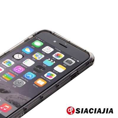 水樣-iPhone-6-6s-氣墊式高透氣TPU手機殼