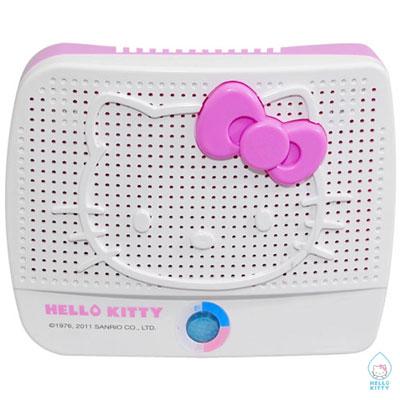 創意達人-Hello-Kitty水玻璃除濕機