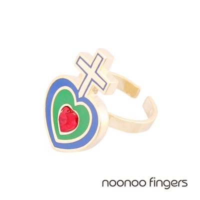 Noonoo Fingers Re Ring 埃及太陽神 戒指