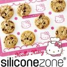 Siliconezone 施理康Hello Kitty耐熱矽膠餅乾烤箱墊-粉色